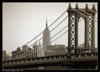Bridge from the bridge