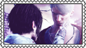 Dante and Kat - Stamp by ZombieFreak3