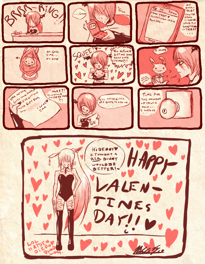 Happy late valentines comic by narutofan098 on deviantart happy late valentines comic by narutofan098 voltagebd Choice Image