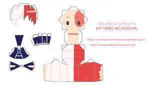 Todoroki Papercraft