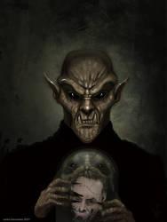 Vampire monster
