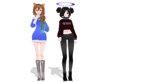 MMD requested models