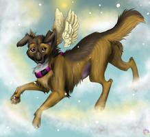 Little Angel by Zelendur