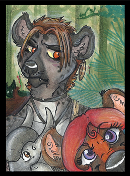 ACEO: #27 Family Photo