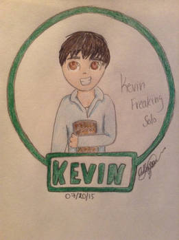Kevin Freaking Solo