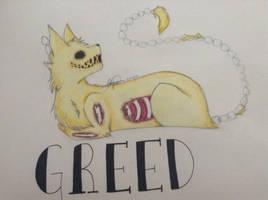 Seven Sins- Greed