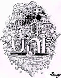 Uni Doodle by franz110596