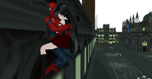 Spider-Man and Akame 2