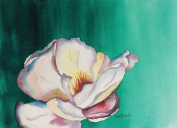 100 1410magnolia Painting Cropped by aladyx