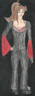 Vampire Makoto