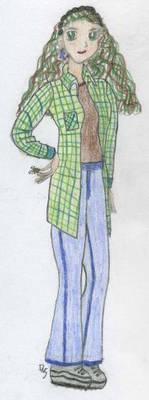 Cassandra - casual clothes