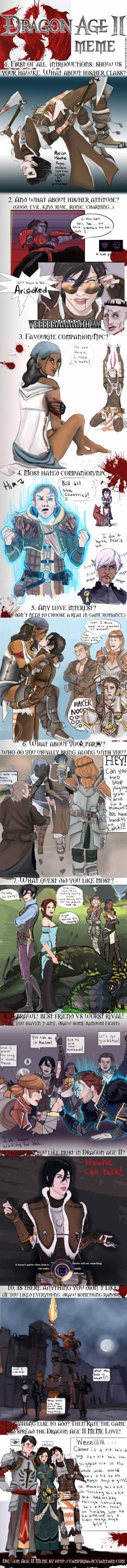 Dragon Age II meme