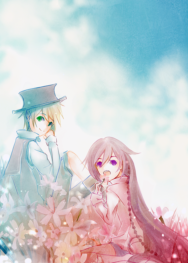 PandoraHearts by currypan99