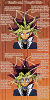 Yami's and Yuugi's Hair