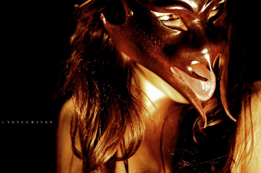 Of A Demon by RaVeNuS9
