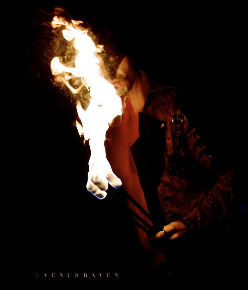Burn by RaVeNuS9