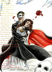 The Phantom of The Opera by Sondra