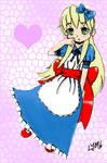 Alice In WonderLand.. Yutrum