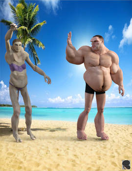 The Ideal Human Bodies