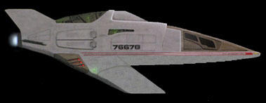 Maco Class Fighter Craft by Lemming-Zack