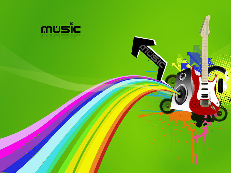 the color of music. by SOLshie