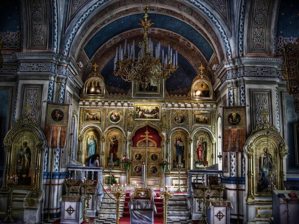 Church by SOLshie