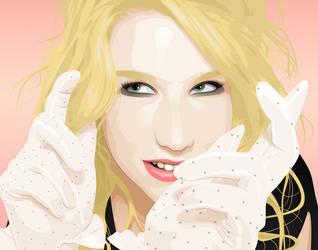 Kesha by loqysha