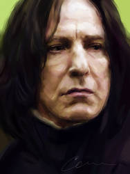 snape by Chitooos