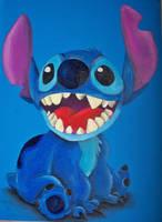 Stitch by billywallwork525