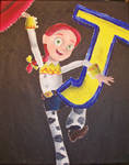 Toy Story J for Juno