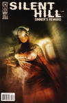 Silent Hill variant cover 3