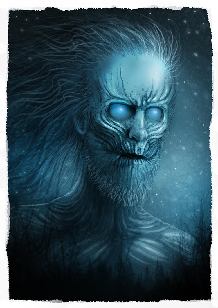 White Walker by JustinRandall