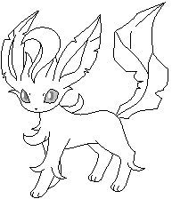 leafeon coloring pages - pokemon leafeon coloring pages coloring pages