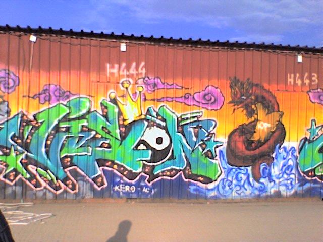 Imagenes graffitis en bomba imagui - Bombe de graffiti ...