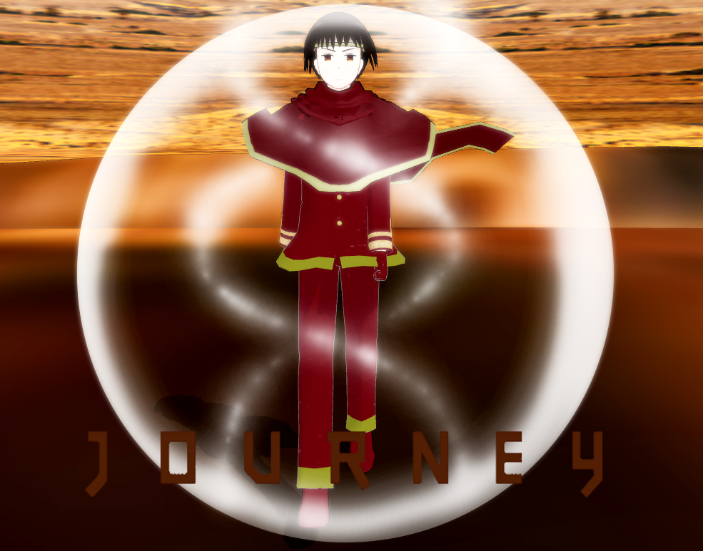 Journey-Japon by generatorex-kokoro