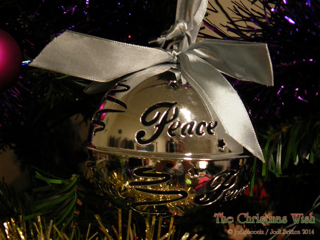 The Christmas Wish by jodipheonix