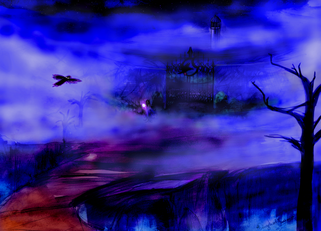 Le Labyrinthe Brumeux by Moonchosen