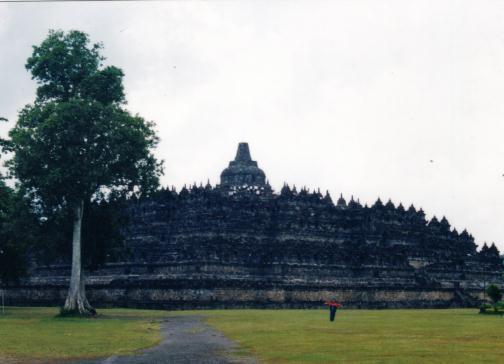 Candi Borobudur by whiz