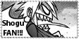 .: Shogu Fan Stamp :. by AnimeDumbass