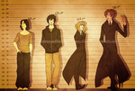 Height Chart - All of Me