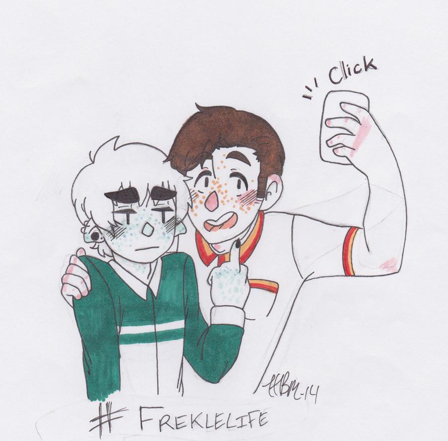 #FreckleLife by Gaaraloverxx2