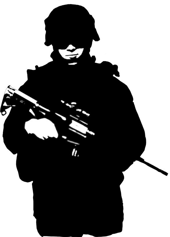 Soldier by Harris717 on DeviantArt