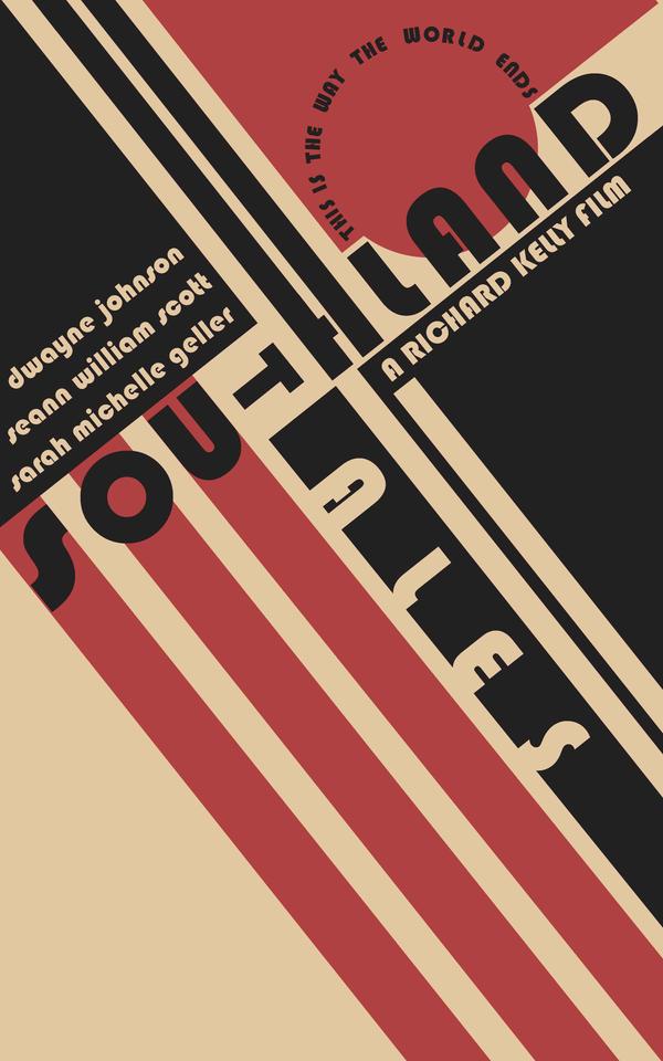 Bauhaus Poster by rlcard07