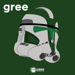Phase 2 Clone Commander Gree