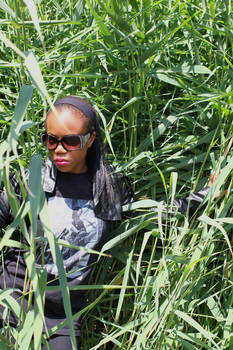 Nadja in the Grass