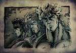 Hokuto Brothers by Pieshiro