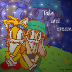 tails and cream by shade14