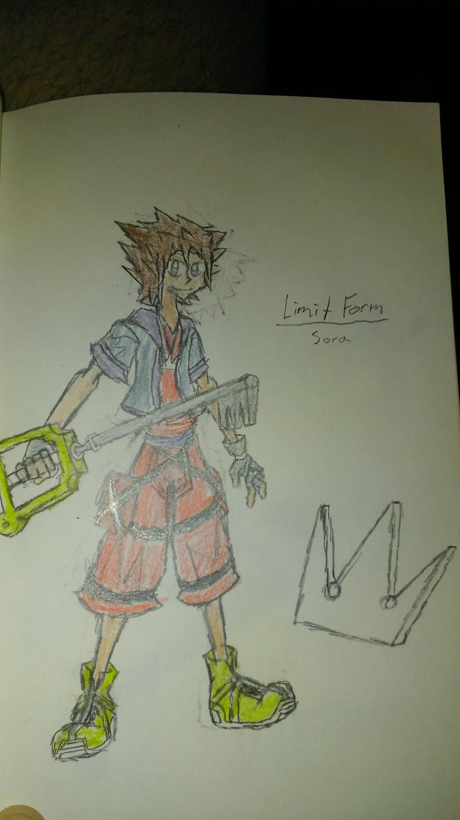 Limit Form Sora by MUTANTS-FOREVER