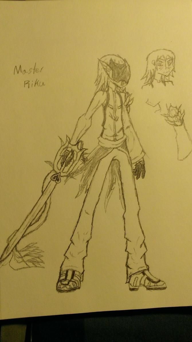 Master Riku by MUTANTS-FOREVER