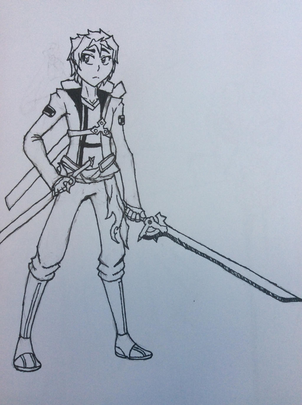 Sword Art Online: Vexes by MUTANTS-FOREVER